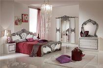 Schlafzimmer-6-tlg-Bett-180x200-weiss-Gold-italienische-Moebel ...