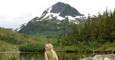 Alaska, Mt. Eccles