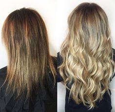 DKW Styling - Danielle K. Hair Extension Brush, Grow Hair, Fine Hair, Hair And Nails, Health And Beauty, Hair Extensions, Beauty Hacks, Beauty Tips, Salons
