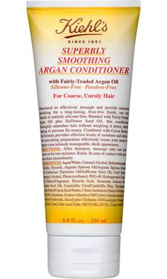 Kiehl's Since 1851 Superbly Smoothing Argan Conditioner