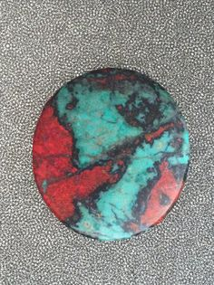 Cabochon Sonoran Sunrise E00003 by jimpace on Etsy, $33.00
