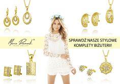 Szeroki wybór biżuterii na każdą okazję: www.marcodiamanti.pl