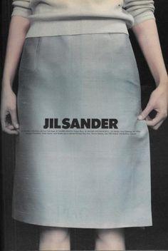another centered Jilsander ad.