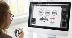 Creating a unique logo is a wish for every business tycoon. Whether they manage a small or large business. A logo create a major impact t. Web Design Tips, Unique Logo, Business Branding, Logo Design, Logos, Logo