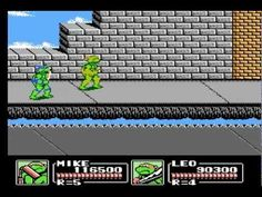 Teenage Mutant Ninja Turtles III: The Manhattan Project by Konami for the #NES Nintendo Entertainment System 2-player playthrough by AtheneEM