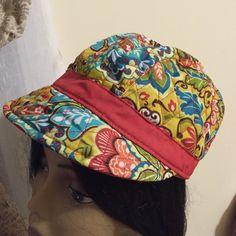 NWT Vera Bradley hate Brand new with tag. One size. Vera Bradley Accessories Hats