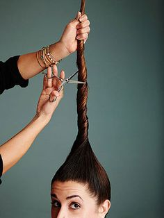 The Best Short Haircuts and Hairstyles Celebrity Short Haircuts Celebrity Short Haircuts, Haircuts For Thin Fine Hair, Short Hair Cuts, Short Hair Styles, Ponytail Haircut, Chic Haircut, Ponytail Hairstyles, Haircut Style, Work Hairstyles