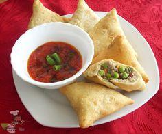 How to make Nigerian Samosa, Nigerian Samosa