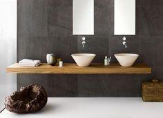 Schöne Badezimmer Deko - Ideen -  Tolle Dekor und Layout