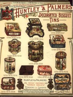 Christmas Tins Sheet, 1896