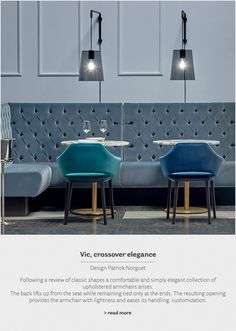New collection in the Scandinavian capital on the occasion of Stockholm Furniture and Light Fair 2017 Stockholm, Dining Chairs, Berlin Berlin, Live, Architecture, Table, Restaurants, Furniture, Design