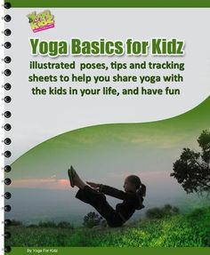 Are you looking for a way to connect with your kids? Do you wish there was something you could do to get the kids in your life to try, maybe even like, yoga?