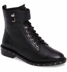 Main Image - Vince Camuto Talorini Studded Boot (Women)