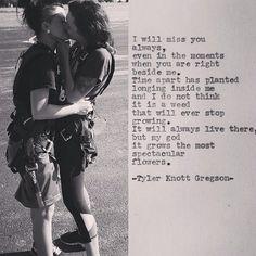 My girl, my future, my life.