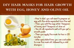 Top 25 Best Natural DIY Hair Masks For Hair Growth