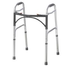 Drive Medical Deluxe Two Button Folding Walker Silver at Walgreens. Get free shipping at $35 and view promotions and reviews for Drive Medical Deluxe Two Button Folding Walker Silver