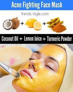 acne-tumeric-diy-face-mask More