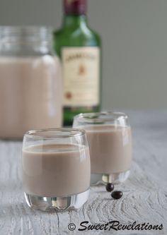 Homemade Hazelnut Irish Cream Liquor