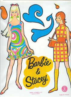 Barbie and Stacey