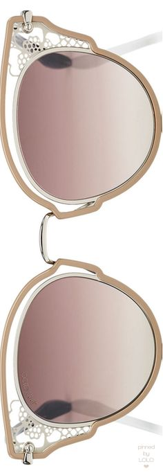 #jimmychoo Dhelia Sunglasses