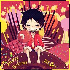 Happy Birthday Luffy!!