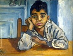 Alice Neel Portraits | Andrew Bethell: Art and Learning