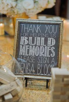 Alternative Guest Book Ideas | Brides.com