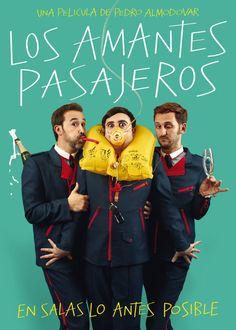 Showtimes for Los amantes pasajeros (2013)