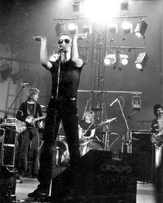 Lou Reed live in Belgium - 1974