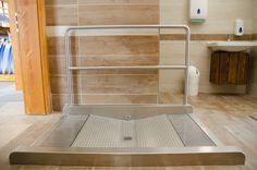 Self-supporting paddling pools with an overflow chute Pool Accessories, Alcove, Pools, Bathtub, Bathroom, Standing Bath, Washroom, Bathtubs, Bath Tube