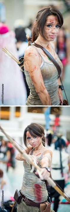 Lara Croft - Tomb Raider | Anime Expo 2013