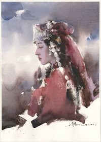 Art Of Watercolor Masters Of Watercolor Exhibition Exhibition Watercolor Art