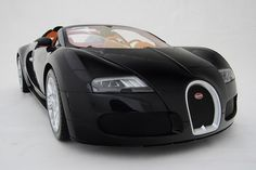 Bugatti Grand Sport Scale Model by Amalgam