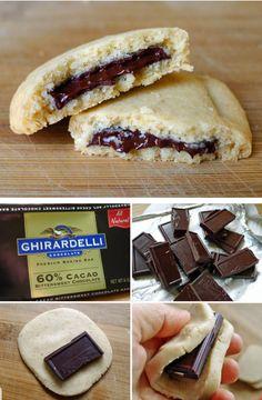 shortbread cookies #diy #food #recipe http://thecakebar.tumblr.com/post/65637566093/canada-cornstarch-shortbread-tutorial