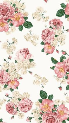 Flowers vintage wallpaper iphone floral prints 17 Ideas for 2019 Wallpaper Para Iphone 6, Floral Wallpaper Desktop, Floral Wallpaper Iphone, Vintage Floral Wallpapers, Wallpaper Free, Floral Vintage, Whatsapp Wallpaper, Flower Wallpaper, Pattern Wallpaper