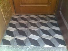Zementfliesen, Spanien - cement tiles, spain