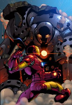 StuffNThings - Iron man by GiovaniKososki Mundo Marvel, Marvel Comics Art, Marvel Comic Books, Marvel Heroes, Comic Books Art, Marvel Avengers, Comic Art, Marvel Characters, Book Art