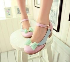 Cotton candy colours - LOVE it!!!!