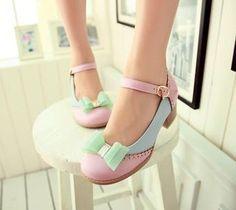 Cotton candy colours - LOVE it!!!!