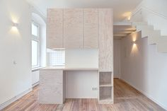 Micro-Apartment Moabit