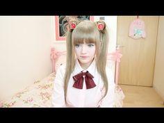 セーラームーンヘアスタイル - Sailor Moon - YouTube sailor moon hairstyle or odango with tails or double buns with pigtails