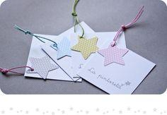 """étiquettes """"étoiles""""."""