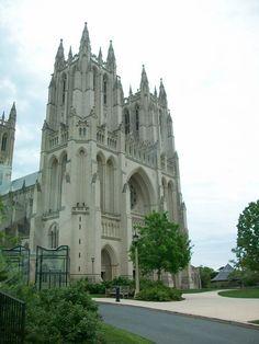 Washington Cathedral - shotsbybecky's Photos