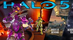 Halo 5 - Warzone Firefight Screenshot, Ghosts of Meridian in April, Halo 5 News!