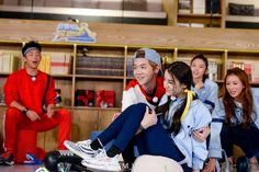 Keep Running, Running Man, Luhan, Ancient Armor, Exo Couple, Asian Celebrities, Sweet Couple, Singer, China