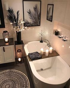 30 Adorable Contemporary Bathroom Ideas to Inspire - .- 30 entzückende zeitgenössische Badezimmer-Ideen zu inspirieren – 30 adorable contemporary bathroom ideas to … - Diy Bathroom, Bathroom Inspiration, House Design, Contemporary Bathrooms, House Interior, Bathrooms Remodel, Contemporary Bathroom, Bathroom Decor, Home Decor