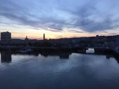 @NancyDickie - Happy memory of Le Havre as we sailed away last June after fab road trip to Loire Valley #ForAnyone @BrittanyFerries