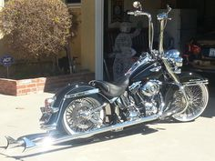 Lets see your Deluxe!!!!!!!!!! - Page 65 - Harley Davidson Forums