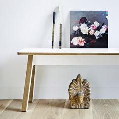 Made Modern is an online retailer of a well curated collection of modern design furniture, contemporary lighting and home accessories. Modern Wood Bench, Simple Benches, Bench, British Design, Modern Wood, Double Beds, Furniture Design Modern, Modern, Home Decor