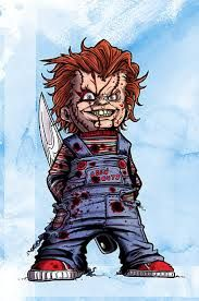DeviantArt is the world's largest online social community for artists and art enthusiasts, allowing people to connect through the creation and sharing of art. Mr Bones, Bride Of Chucky, Kids Playing, Creepy, Horror, Geek Stuff, Fan Art, Deviantart, Cartoon